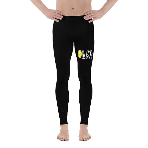 LUSU Designs Men's Leggings Doer Combo Label II