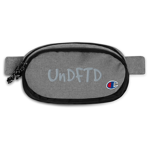LUSU Champion Fanny Pack UnDFTD Platinum Label