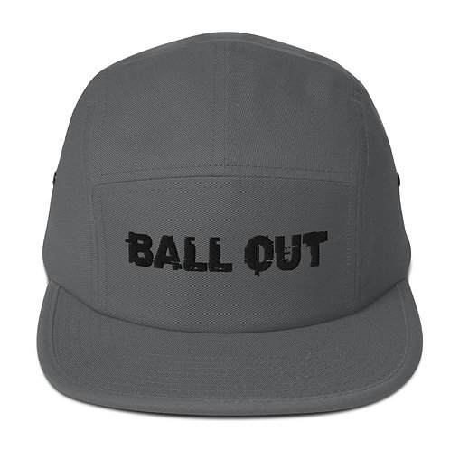 LUSU Desigs 5 Panel Camper Collection Ball Out Noir Label