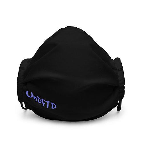 LUSU Designs Premium Face Mask UnDFTD Purple Label II