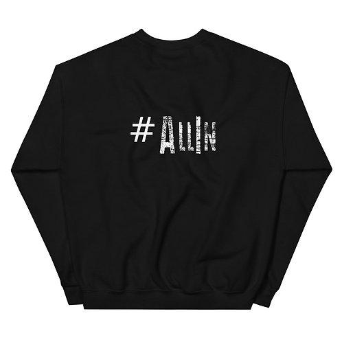 LUSU Designs Unisex Sweatshirt Collection Go Hard Label II