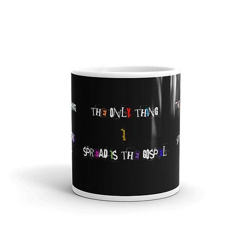 LUSU Designs Mug Collection Gospel Combo Label