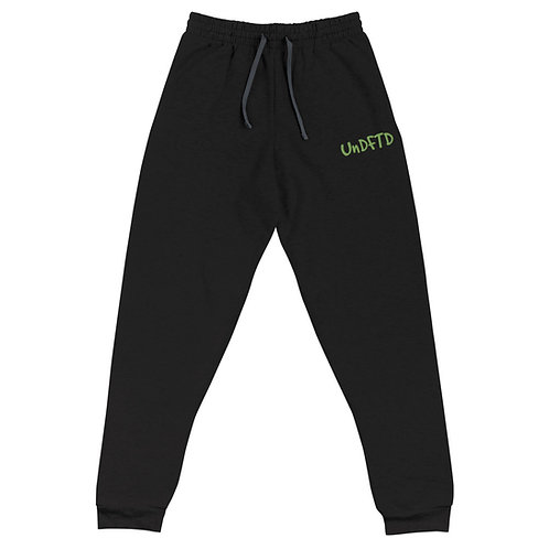 LUSU Designs Unisex Joggers UnDFTD Kiwi Label