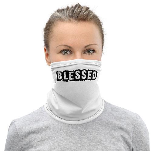 LUSU Designs Neck Gaiter Blessed Noir Label