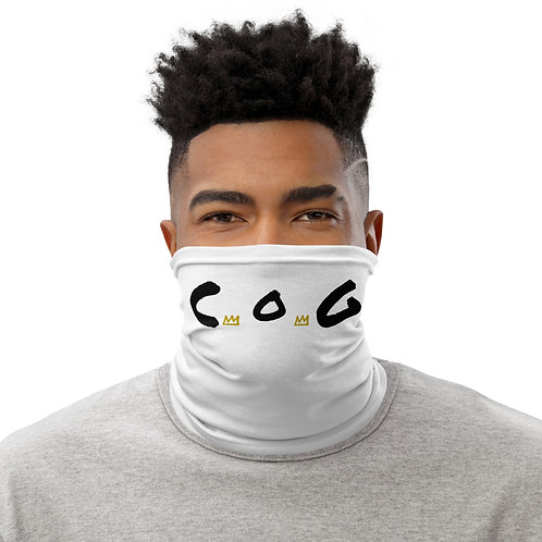 LUSU Designs Neck Gaiter Child of God Label II