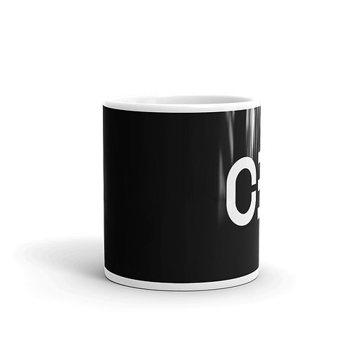 LUSU Designs Mug Collection CEO White Label II