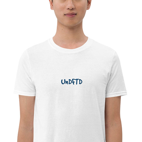 LUSU Designs S/S Unisex T-Shirt Collection UnDFTD Royal Label