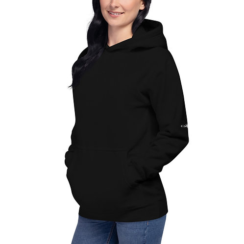 LUSU Designs Unisex Hoodie Collection Hustlenomics 1 Label II
