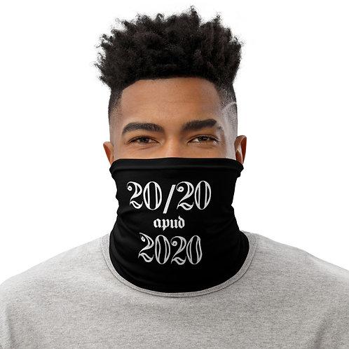 LUSU Designs Neck Gaiter 2020 Label