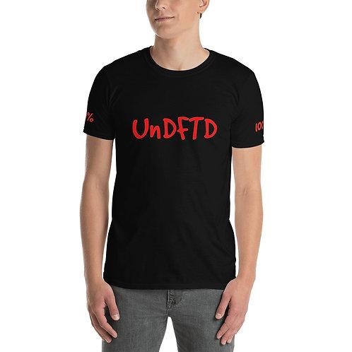 LUSU Designs S/S Unisex T-Shirt Collection UnDFTD Fire Label II