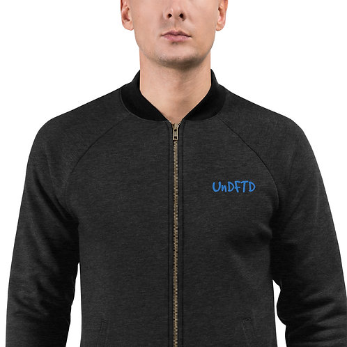LUSU Designs Bomber Jacket Collection UnDFTD Azure Label