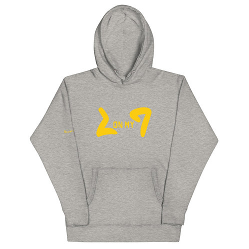 LUSU Designs Unisex Hoodie Collection On My Square Midas Label IV
