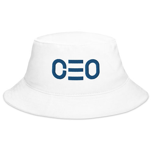 Vital Essence Bucket Hat Collection CEO Royal Label
