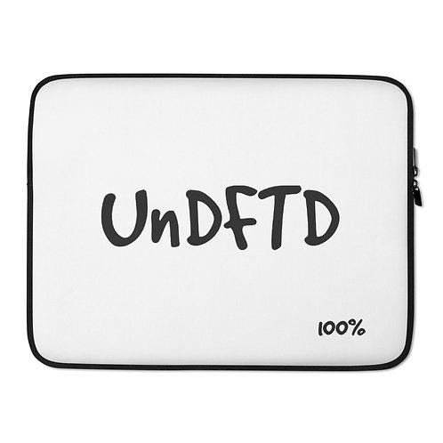 LUSU Designs Laptop Sleeve Collection UnDFTD Label III