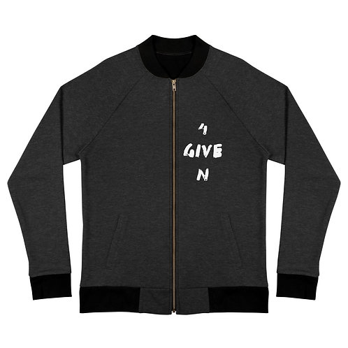 LUSU Designs Bomber Jacket Collection 4Given 2 Blanco Label