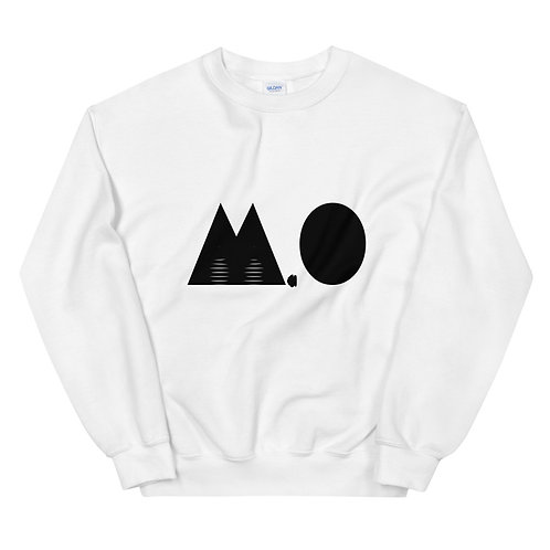 LUSU Designs Unisex Sweatshirt Collection M.O Noir Label
