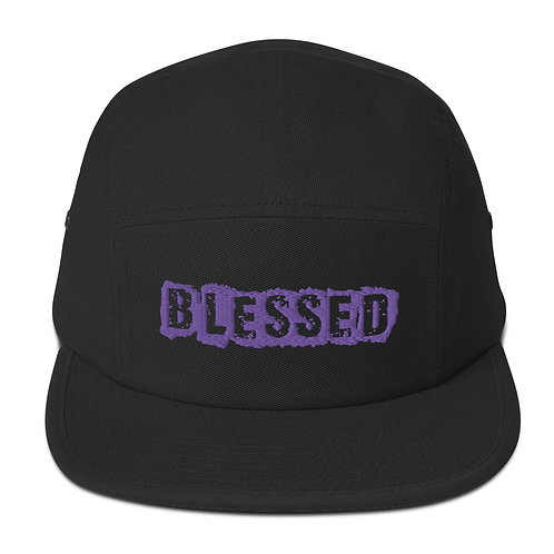 LUSU Designs 5 Panel Camper Collection Blessed Showtime Label