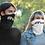 Thumbnail: LUSU Designs Neck Gaiter @Peace Label II