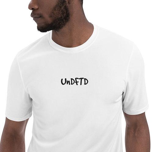 LUSU Designs Champion Performance Tee Collection UnDFTD Noir Label