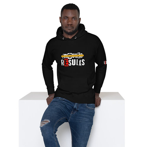 LUSU Designs Unisex Hoodie Collection Results Fire 2 Label II