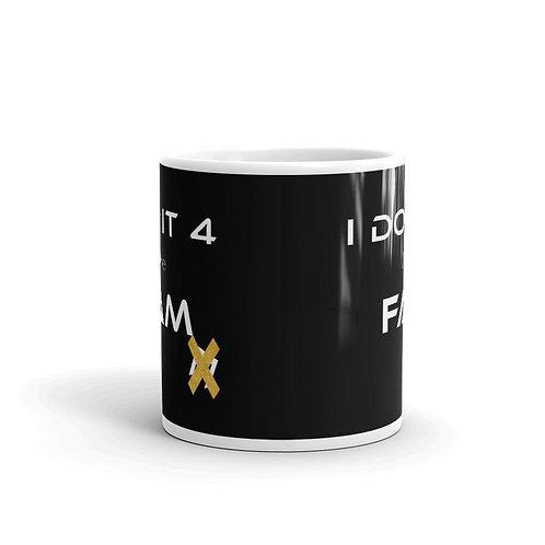 LUSU Designs Mug Collection La Familia Label III