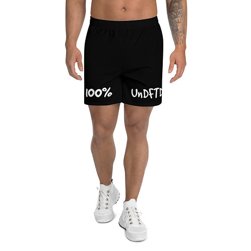 LUSU Designs Men's Athletic Long Shorts Collection UnDFTD Label I
