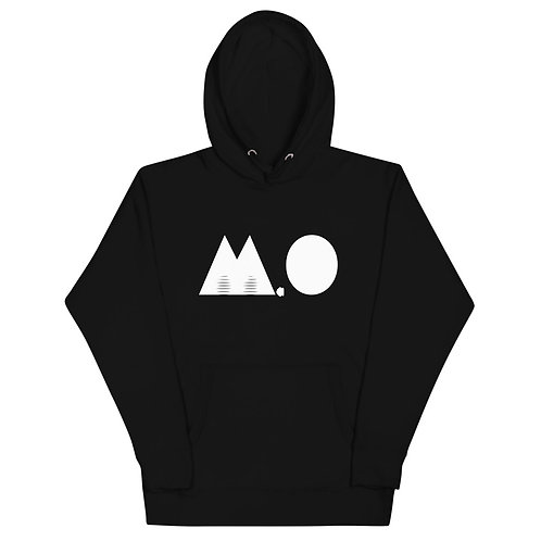 LUSU Designs Unisex Hoodie Collection M.O Blanco Label I