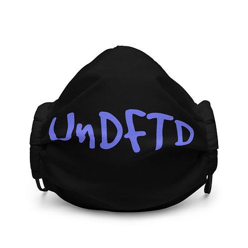 LUSU Designs Premium Face Mask UnDFTD Purple Label