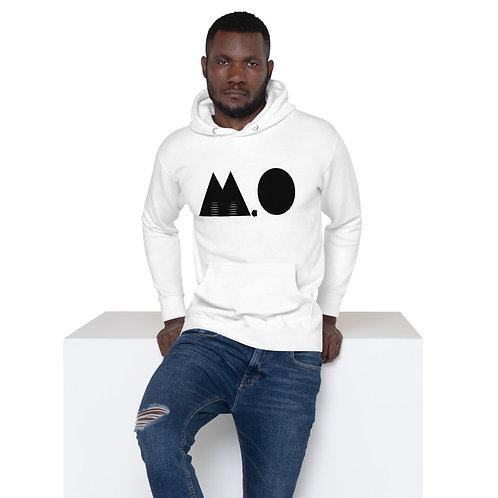 LUSU Designs Unisex Hoodie Collection M.O Noir Label II