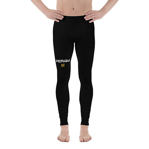 LUSU Designs Men's Leggings PER4M Midas Label I