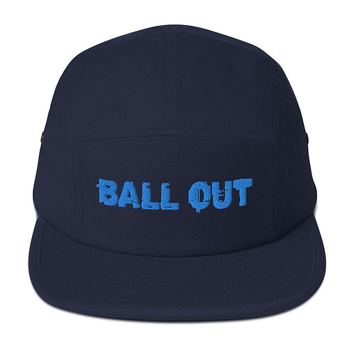 LUSU Desigs 5 Panel Camper Collection Ball Out Azure Label
