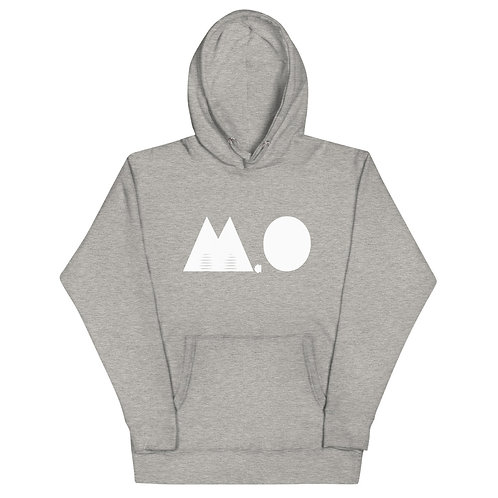LUSU Designs Unisex Hoodie Collection M.O Blanco Label II
