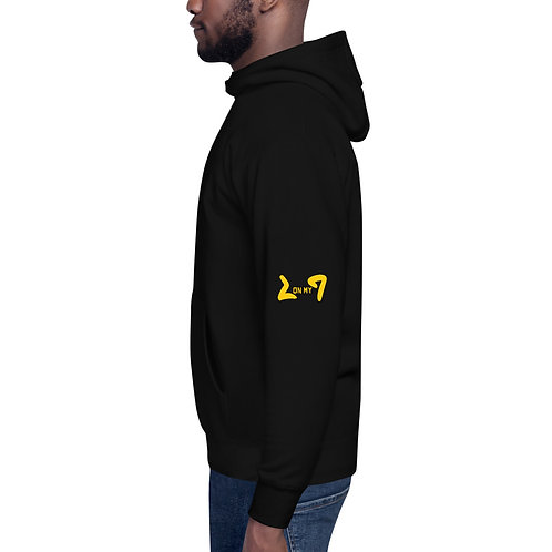 LUSU Designs Unisex Hoodie Collection On My Square Midas Label V