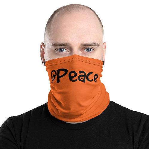 LUSU Designs Neck Gaiter @Peace Label IX