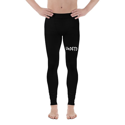 LUSU Designs Men's Leggings UnDFTD Blanco Label II
