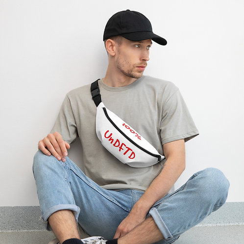 LUSU Designs Fanny Pack Collection UnDFTD Red Label