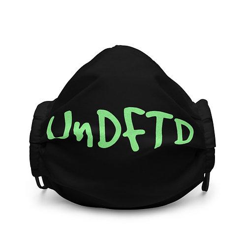 LUSU Designs Premium Face Mask UnDFTD Kiwi Label