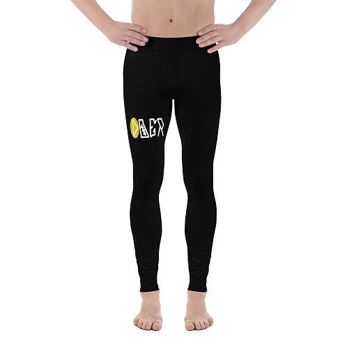 LUSU Designs Men's Leggings Doer Combo Label I