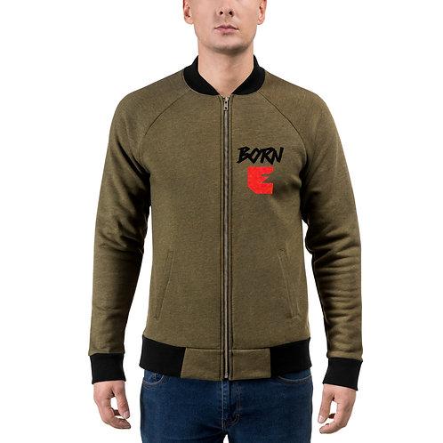 LUSU Designs Bomber Jacket Collection Born Ready Noir Label