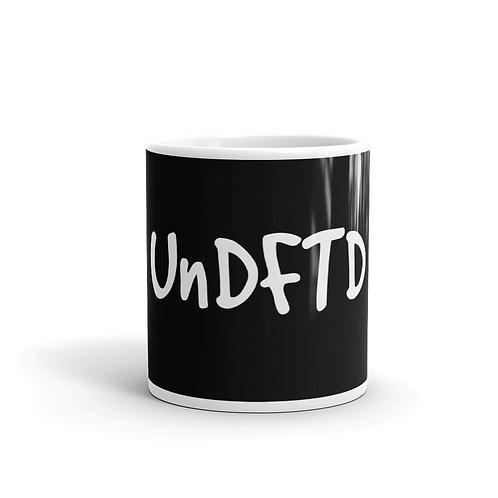 LUSU Designs Mug Collection UnDFTD Label I