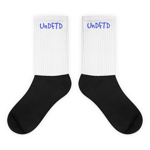 LUSU Designs Sock Collection UnDFTD Purple Label