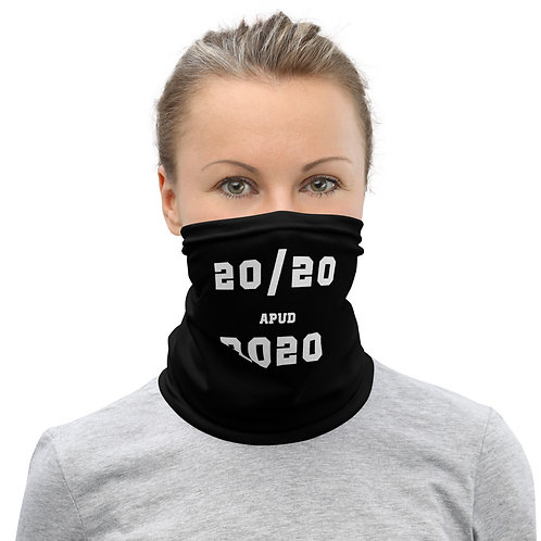 LUSU Designs Neck Gaiter 2020 Label II