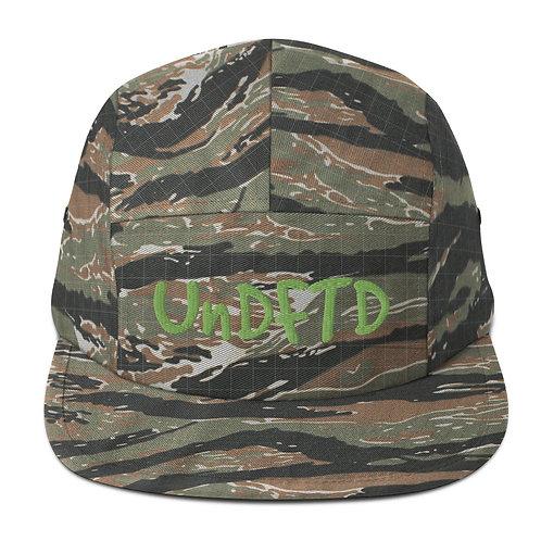LUSU Designs Five Panel Cap Collection UnDFTD Kiwi Label