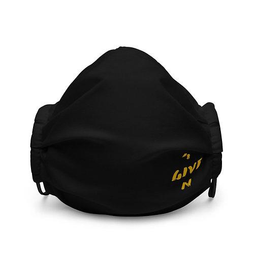LUSU Designs Premium Face Mask 4GIVEN Midas Label III