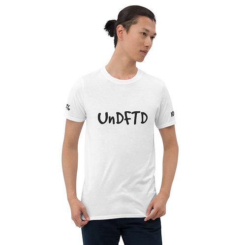 LUSU Designs S/S Unisex T-Shirt Collection UnDFTD Noir Label III