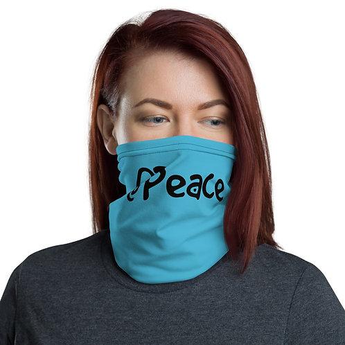 LUSU Designs Neck Gaiter @Peace Label VI