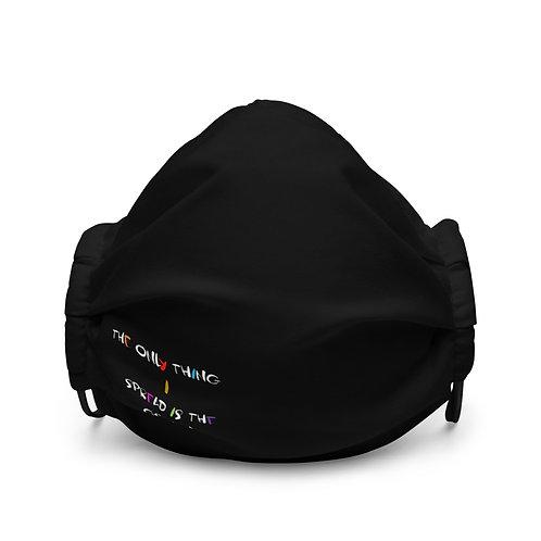 LUSU Designs Premium Face Mask Gospel II Label II