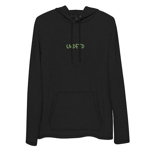 LUSU Designs Unisex Lightweight Hoodie Collection UnDFTD Kiwi Label II