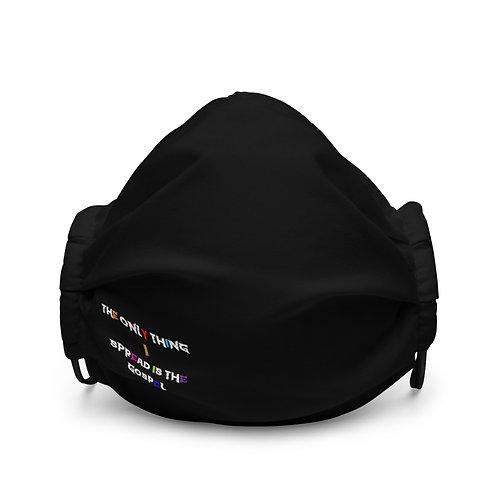 LUSU Designs Premium Face Mask Gospel III Label II