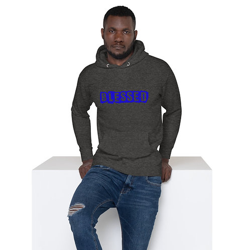 LUSU Designs Unisex Hoodie Collection Blessed Alma Mater Label II